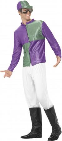 Jockey Costume PURPLE 44629_1