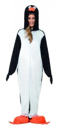Laides Penguin Animal Onesie Adult Kigurumi Cosplay Costume Pyjamas Pajamas Sleepwear