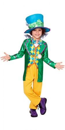 Mad Hatter Boys Alice Costume