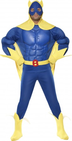 BANANAMAN COSTUME  39556_1