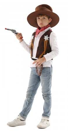 cowboy costume boy vb4008_1