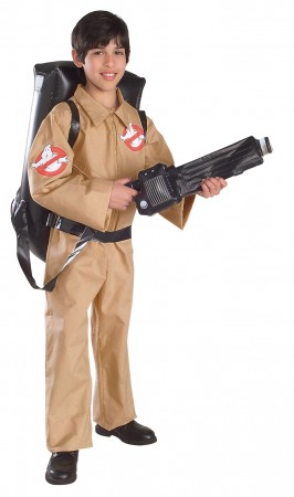 Licensed Ghostbusters Halloween Costume Boys Child CL884320