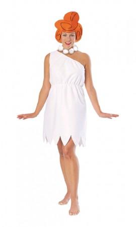 Wilma Flintstone Fancy Dress Costume