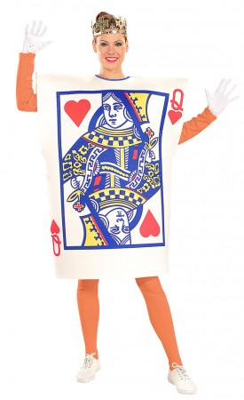 Queen of Hearts Costumes CL-16586