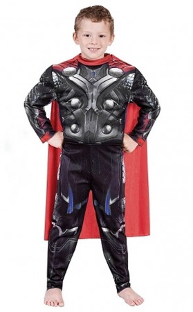 CL0767 KIDS THOR COSTUME