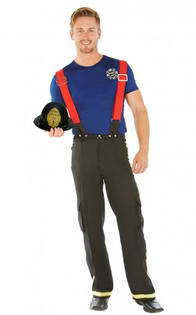 Fire Fighter Costumes LZ-381