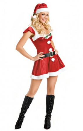 Santa Claus Christmas Costumes lz7170