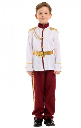 Kids Prince Charming Costume tt3143