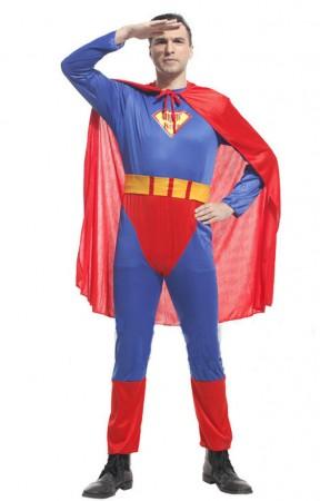 Mens Super Hero Fancy Dress