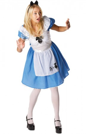 Alice In Wonderland Costumes CL-880151