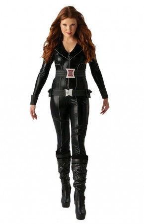 The Avengers Costumes - Avengers Black Widow Costume