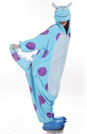 Onesies & Animal Costumes Australia - Sully Onesie Animal Costume
