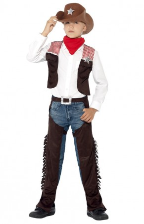 cowboy boys costumes cs44064_1
