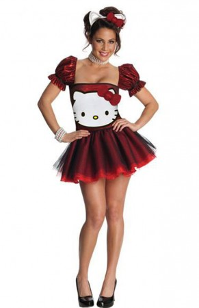 Hello Kitty Costumes LB-2007R
