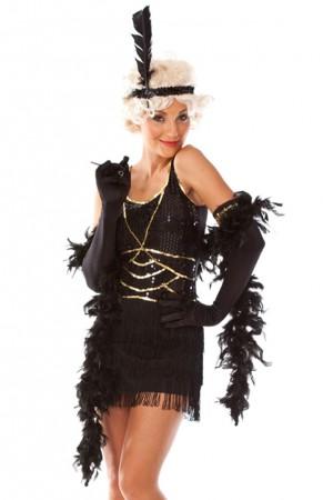 flapper costumes lz515