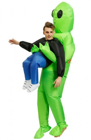 Alien Inflatable Costume