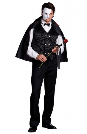 Phantom of the Opera Costumes VB-3033