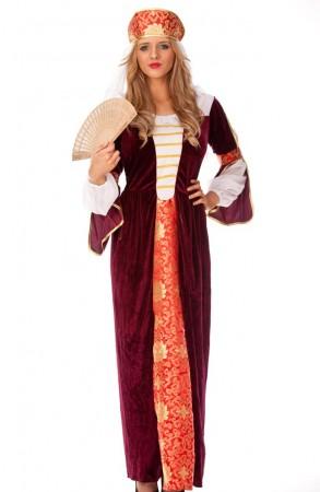 Medieval Costumes - Renaissance Medieval Fancy Dress