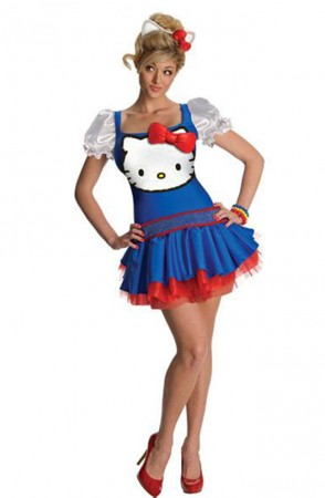 Hello Kitty Costumes LB-2006