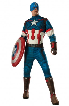 Captain America Costume cl810287