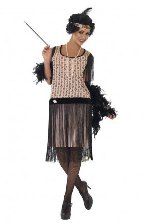 1920 flapper costumes Australia - Licensed 1920s 20s Laides Coco Flapper Chicago Jazz Fancy Dress Up Costume Party