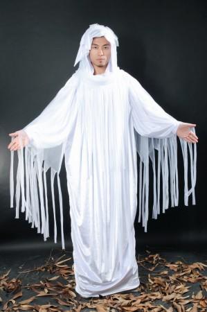 Evil Spirit Soul Taker Ghost Grim Reaper Halloween Costume