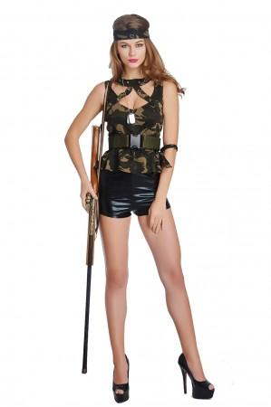 Army Top Gun Costumes ld1006