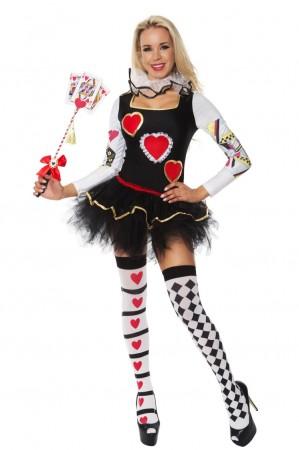 Ladies Queens Guard Fancy Dress Costume