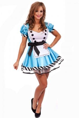 Alice In Wonderland Costumes 1234