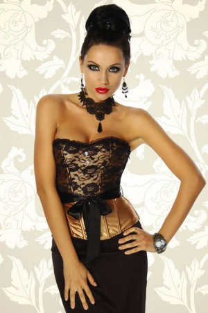 Corsets Bustiers 3609G