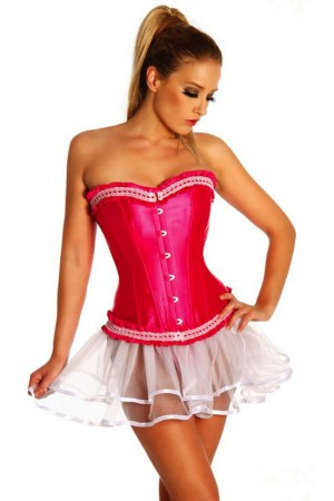 Corsets Bustiers 8001