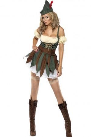 Ladies Swashbuckler Pirate Halloween Costume