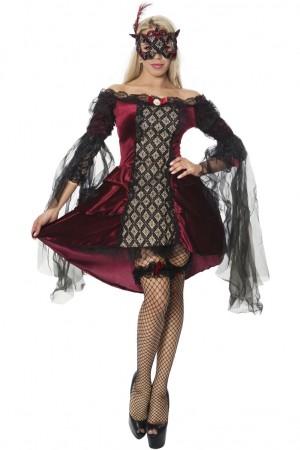 Vampire Devil Halloween Costumes LB-4005