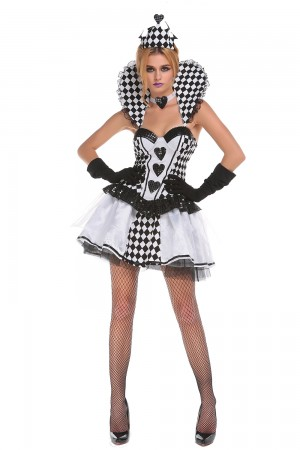 Alice In Wonderland Costumes - LB8002_1