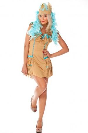 Wild West Costumes - Wild West Indian Fancy Dress