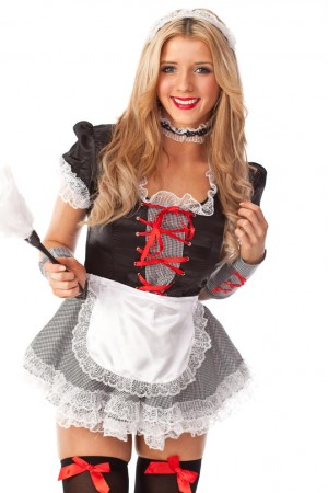 French Maid Costumes LB-814
