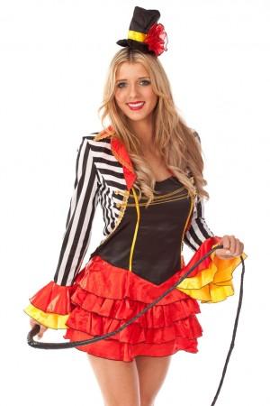 Ringmaster Circus Costumes LB-950
