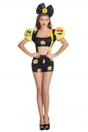 Emoji Costume ld1003