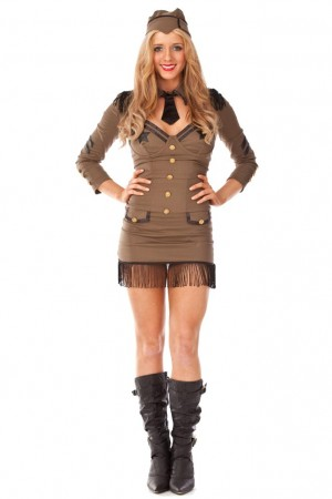 Army Costumes LH-102