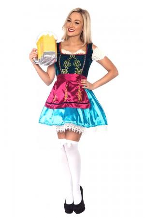 Ladies Beer Maid Costume LH173_1