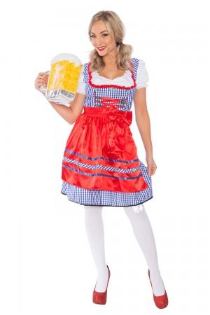 Ladies Beer Maid Wench Costume lh175r