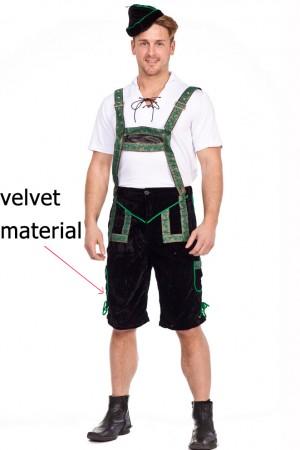 Mens Lederhosen Bavarian Costume lh201