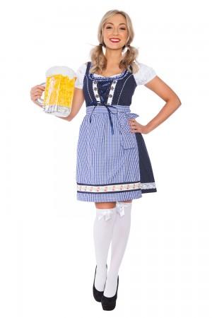 Ladies Oktoberfest Costumes lh300b