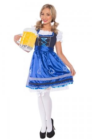 Beer Maid Oktoberfest Costumes lh302b
