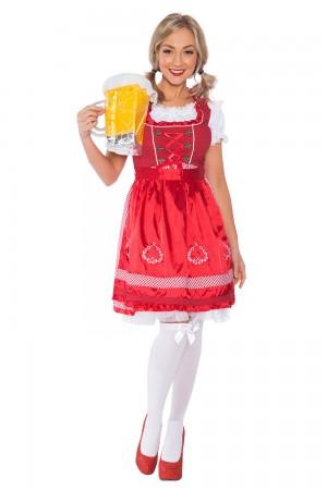 Beer Maid Oktoberfest Costumes lh302r_3