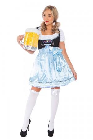 Beer Maid Oktoberfest Costumes lh303_2
