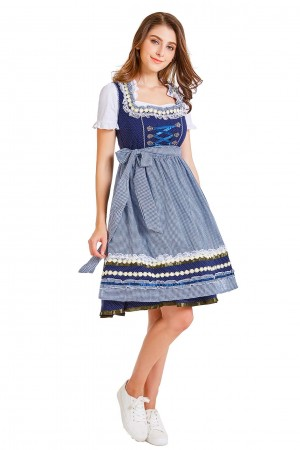 Beer girl Oktoberfest Costume lh320