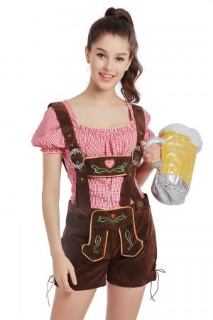 Oktoberfest Lederhosen costume lh327