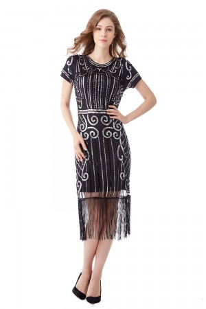 1920s great gatsby dresses lx1014