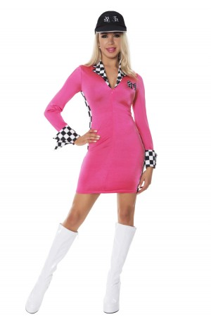 Racer Racing Costumes LZ-362